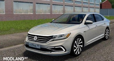 Volkswagen Passat Phev CN 2019 V [2.0]